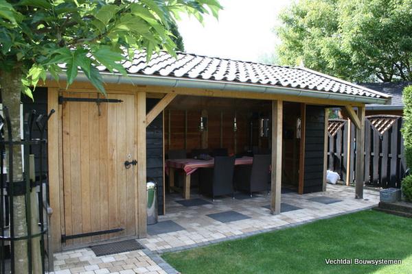 Stijlvolle bijgebouwen, tuinhuizen en verandau0026#39;s. - Hardenberg ...